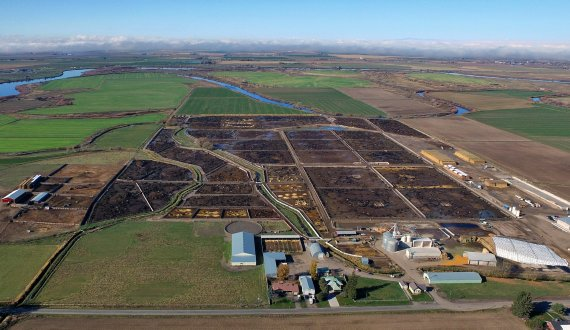 Cattle-Feed Production Operation in Eastern Idaho