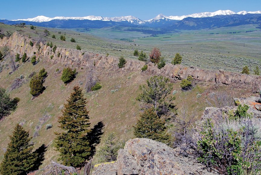 Stunningly beautiful property for sale in Montana near Bozeman