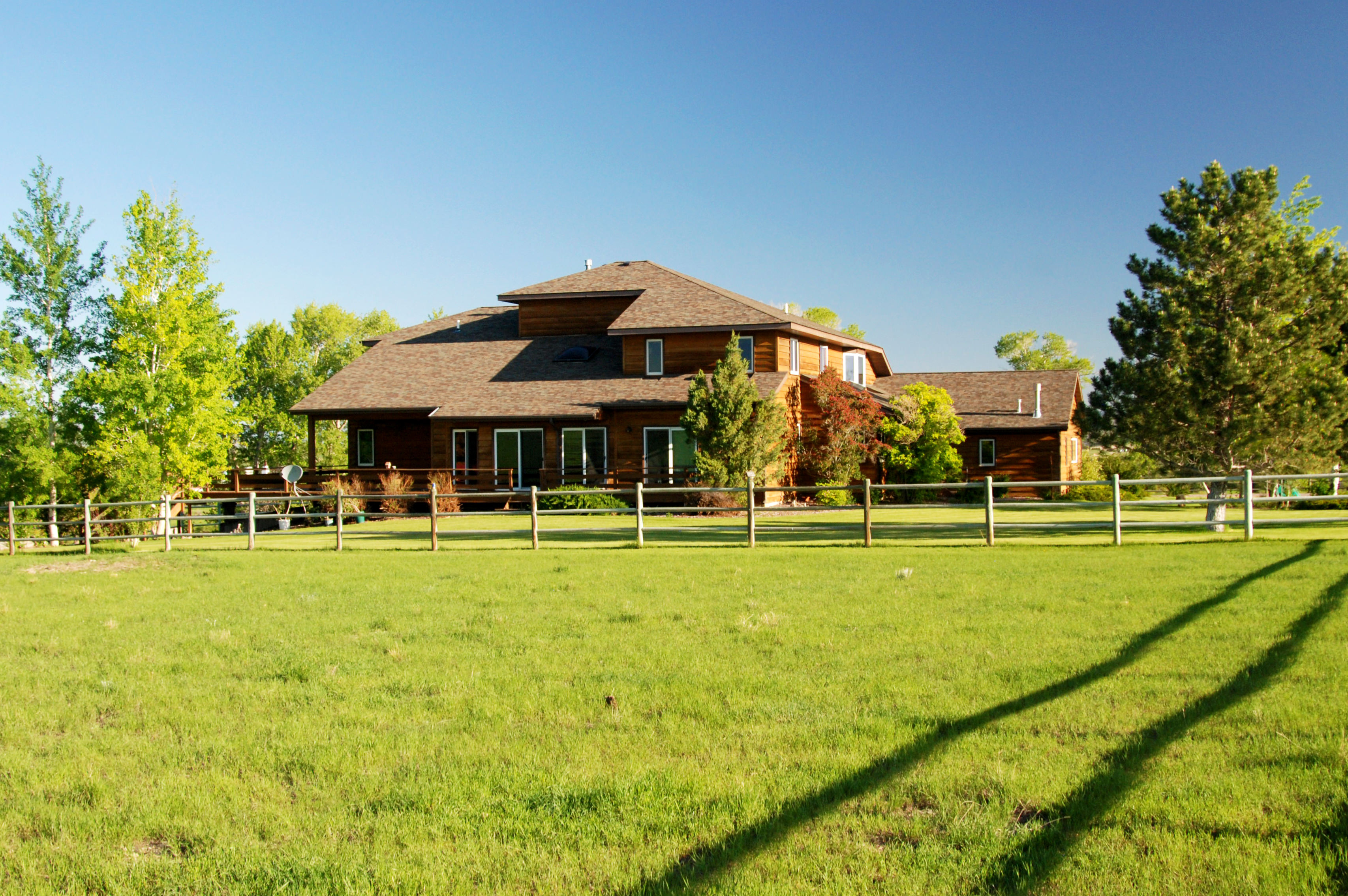 South willow creek estate sold swan land company for Willow creek mansion