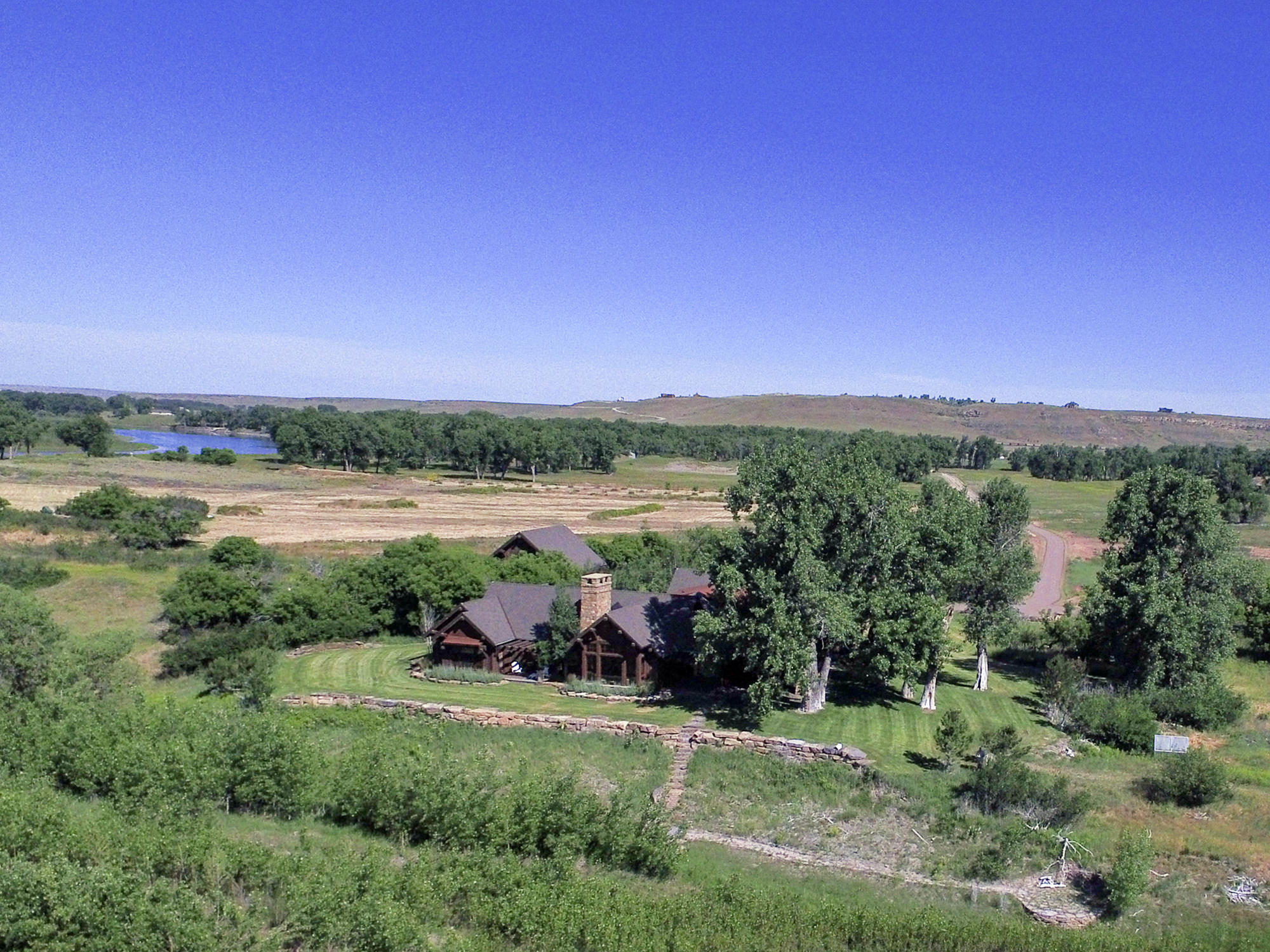 Property For Sale Along The Missouri River