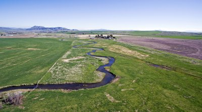 Montana farm for sale with diverse opportunities
