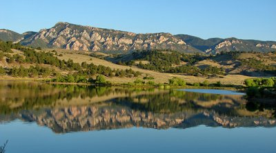 Stunning Wyoming property for sale with commanding mountain views