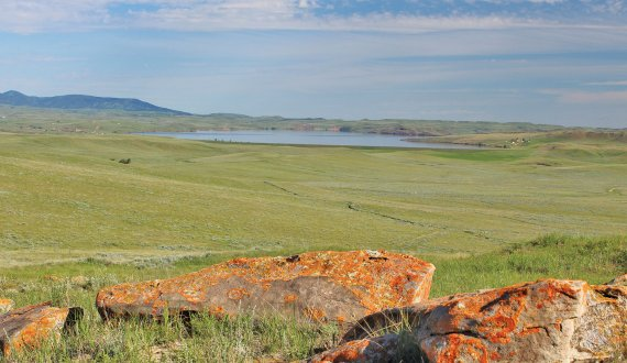 Wyoming land for sale has expansive acreage available