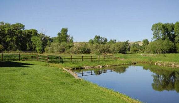Wyoming land for sale offers a sense of peace