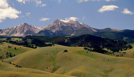 Montana land for sale with breathtaking views