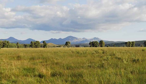Wyoming ranch for sale has expansive acreage available