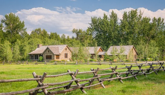 Beautiful home and ranch near Bozeman for sale