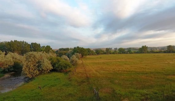 Wyoming property for sale listed by Swan Land Company