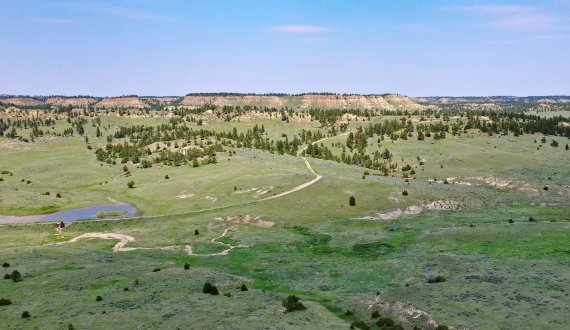 Montana ranch for sale listed by Swan Land Company
