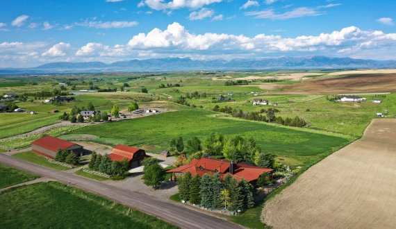 Montana property for sale i n a great location