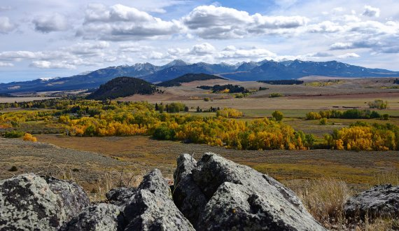 Montana Ranch listed for sale by Swan Land Company