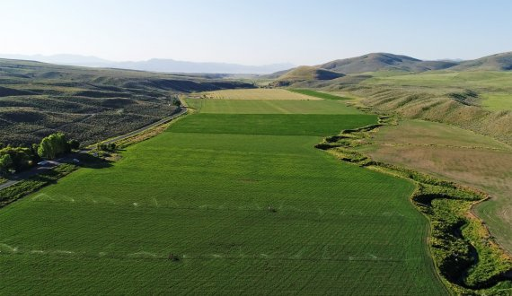 Idaho ranch for sale listed by Swan Land Company