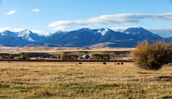 Montana ranch for sale is listed by Swan Land Company