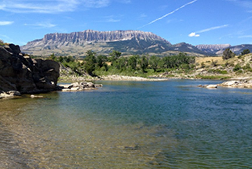 Plentiful Water On The Sun River Ranch A Ranch For Sale In