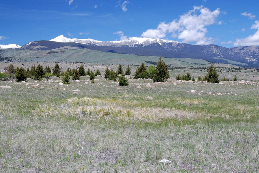 Land for sale in Montana listed by Swan Land Company
