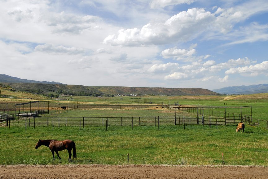 Great horse property for sale in Idaho