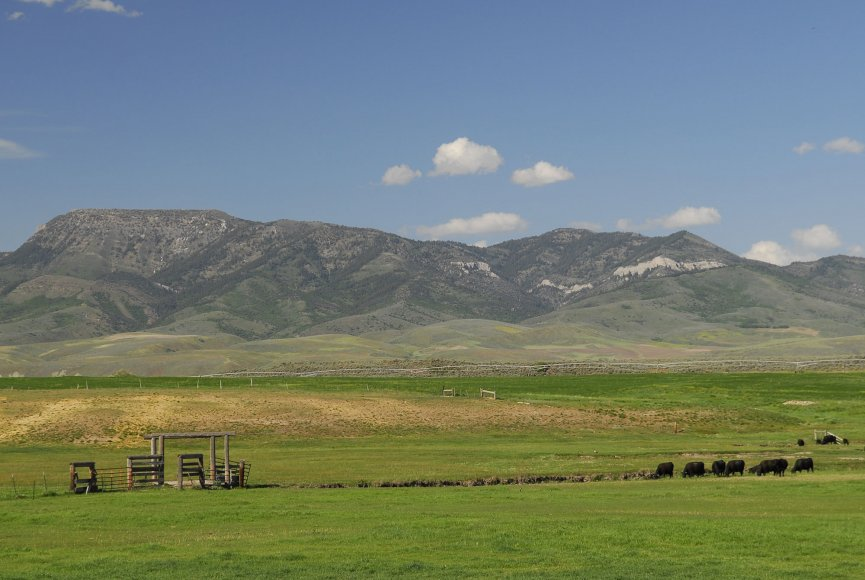 Idaho ranch for sale located in a peacefully setting