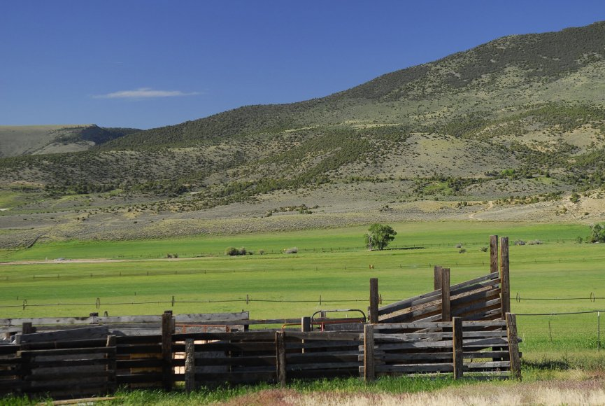 Utah ranch for sale has much to offer a buyer