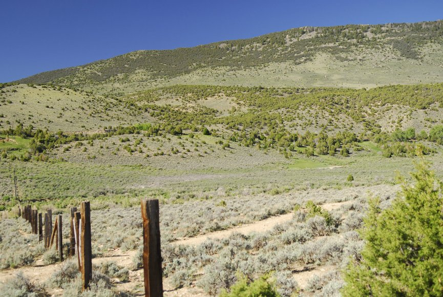 Utah land for sale listed by Swan Land Company