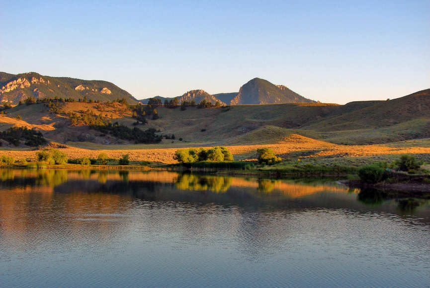 Breathtaking views on this Wyoming property for sale