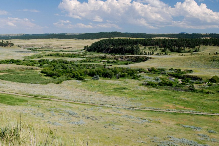 Historic horse ranch for sale in Montana