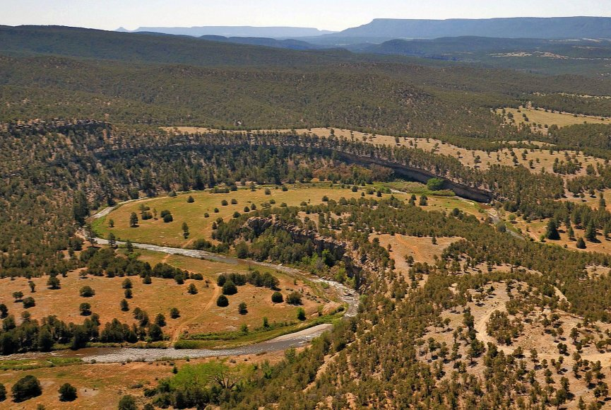 Ranch for sale in New Mexico listed by Swan Land Company