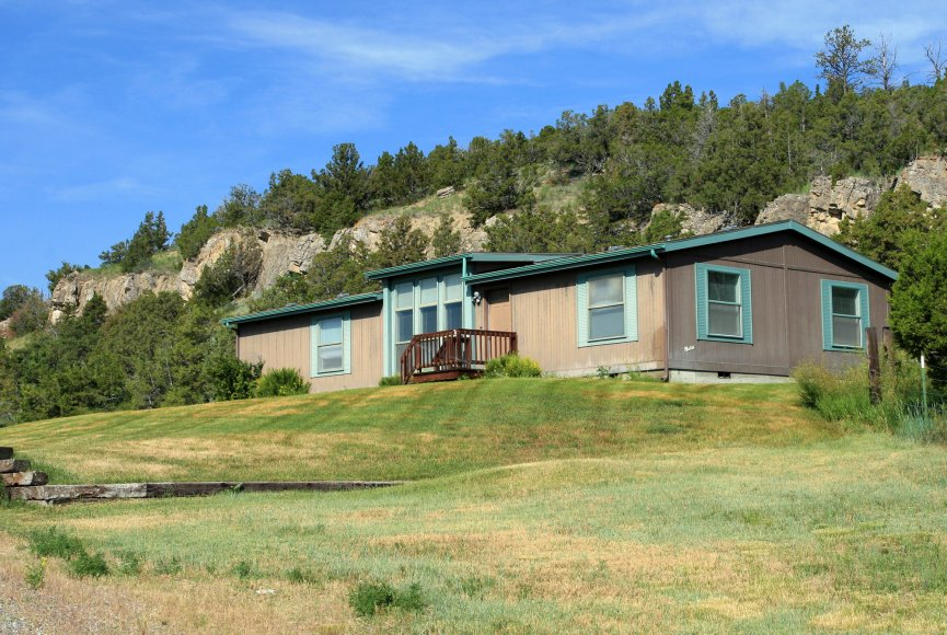 Montana ranch for sale with a lot of space