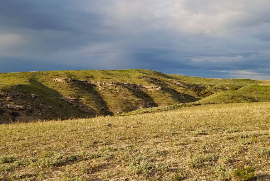 A slice of paradise on this Montana farm for sale