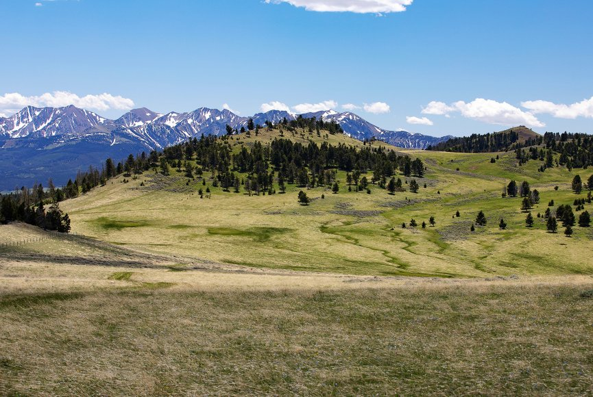 Montana ranch for sale offers peace and quiet