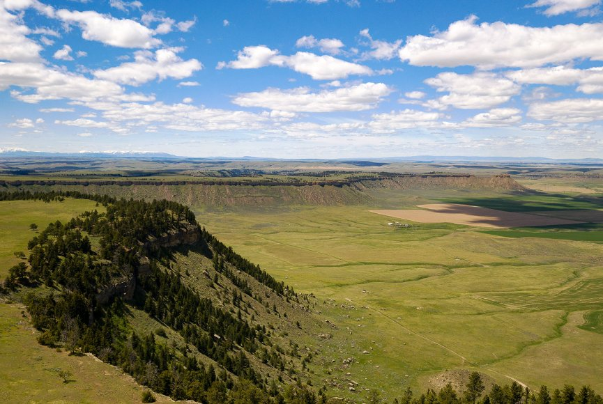 Ranch for sale in Montana is a gem