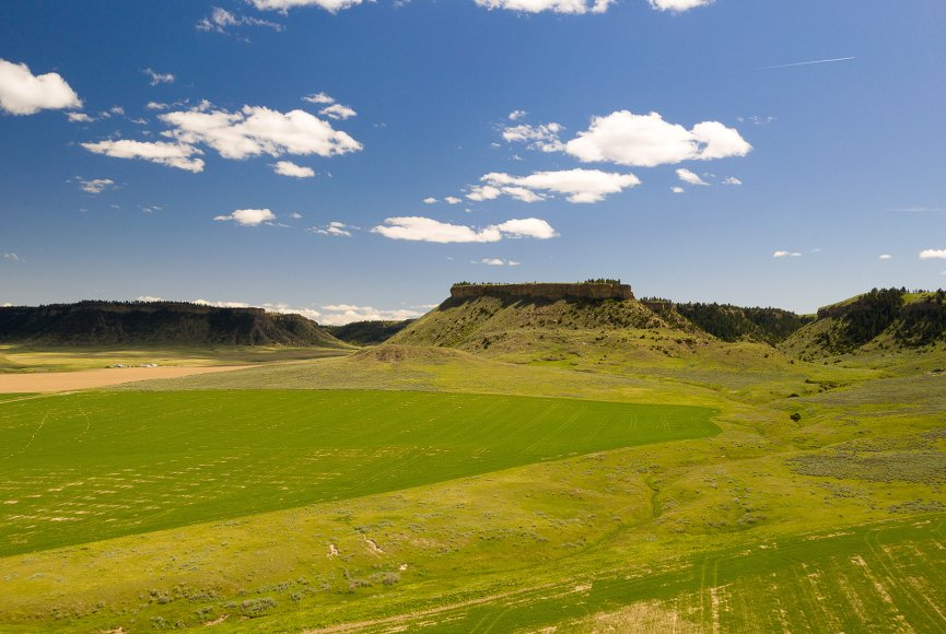 Land for sale in Montana is listed by Swan Land Company