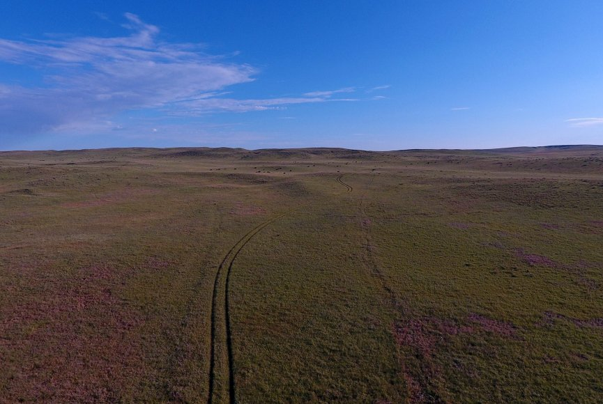 Land as far as you can see on this Nebraska ranch for sale