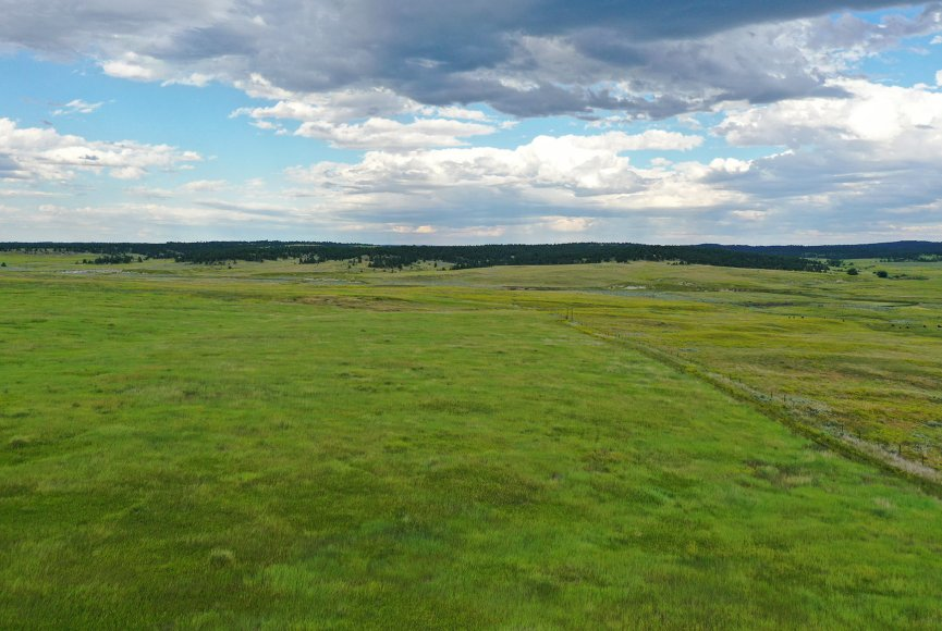 Montana ranch for sale has a lot of space