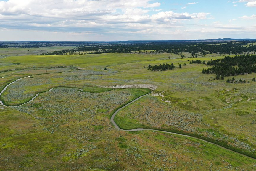 Enjoy pure Montana ranching on this Montana ranch for sale