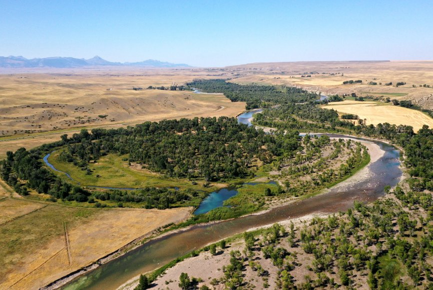 Montana ranch for sale that makes you feel like you are home