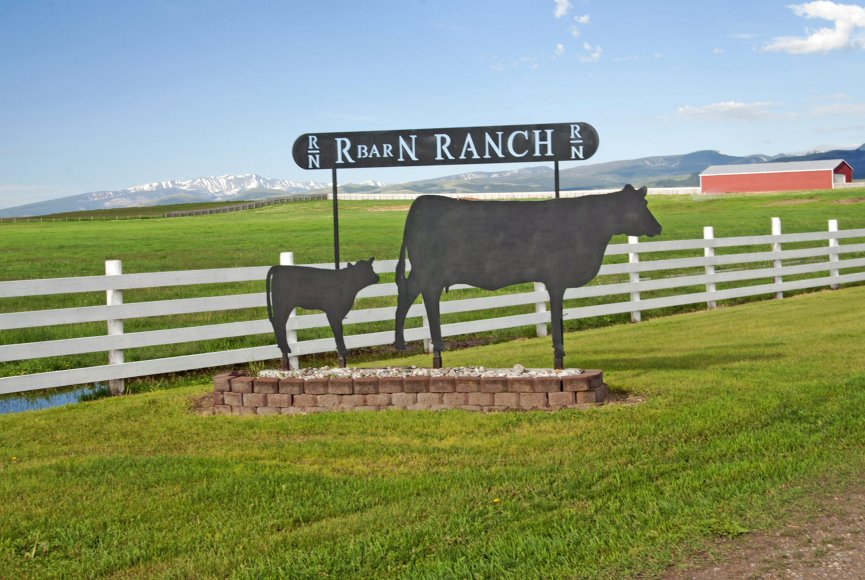 Montana ranch for sale with a great ranching opportunity