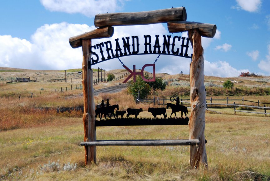 Historic Montana ranch for sale listed by Swan Land Company