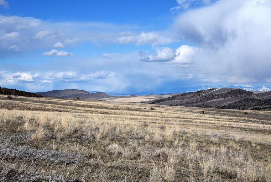 An amazing views on this Montana land for sale