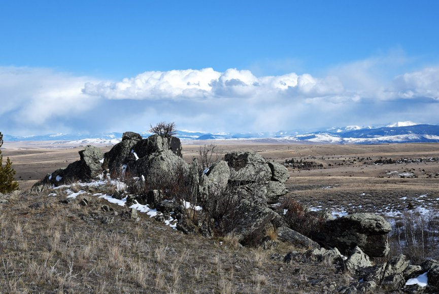 Imagine the possibilities on this amazing Montana land for sale