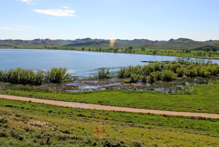 A hot commodity with these water rights for sale in Wyoming