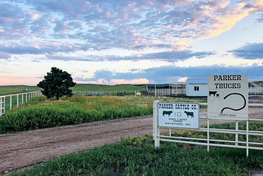 Nebraska ranch for sale listed by Swan Land Company