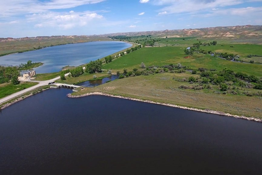 Wyoming water rights for sale listed by Swan Land Company