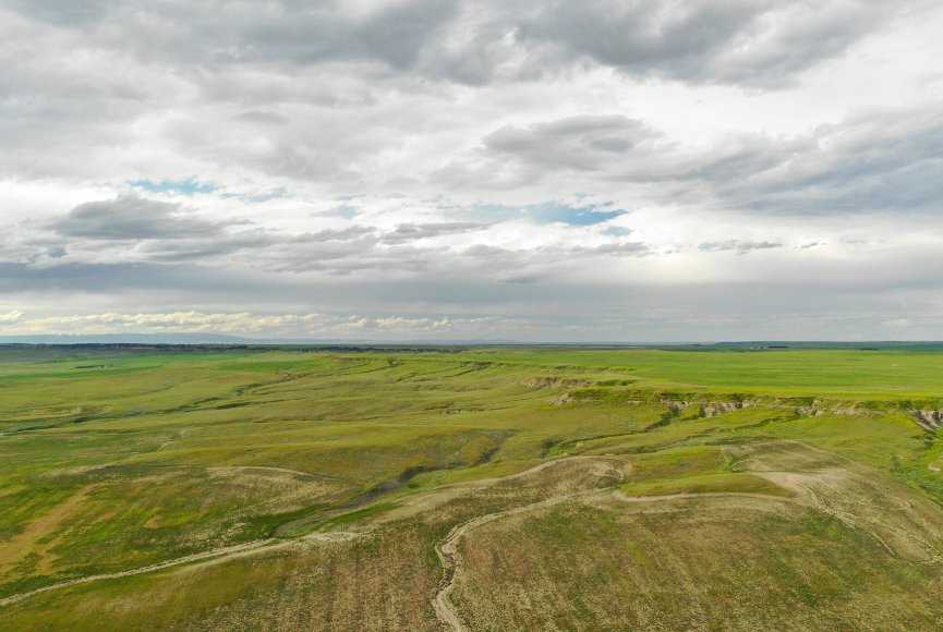 Montana ranch for sale with a lot of elbow room