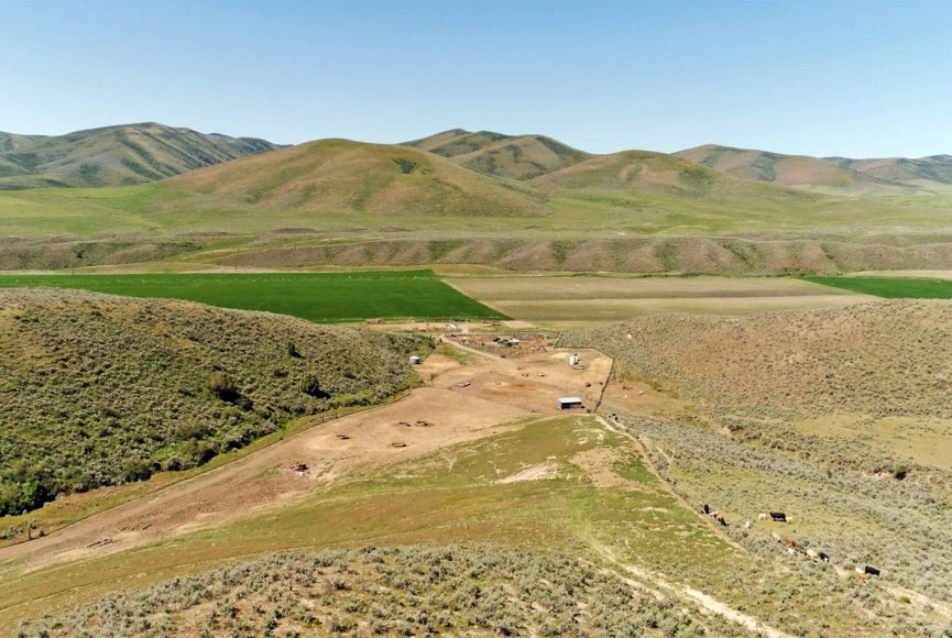 Spacious ranch for sale in Idaho