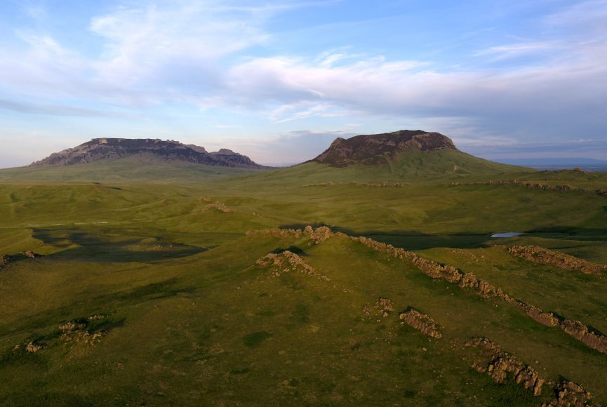 Ranch in Montana for sale with expansive acreage