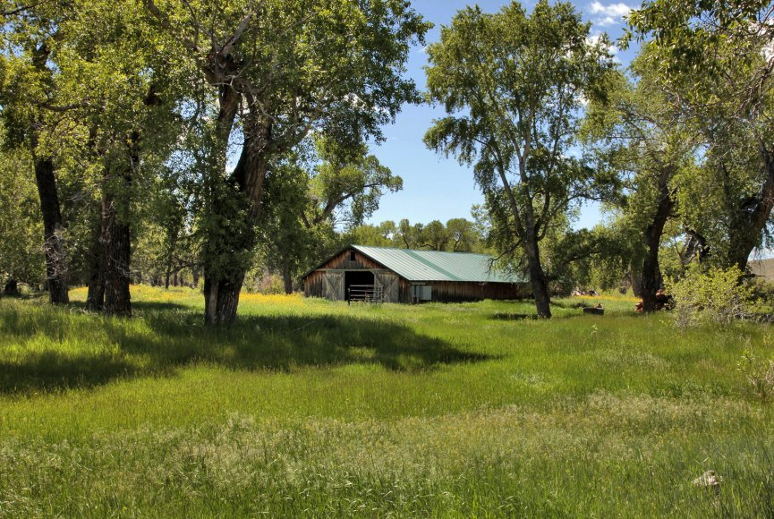 Montana ranch for sale great for cattle ranching