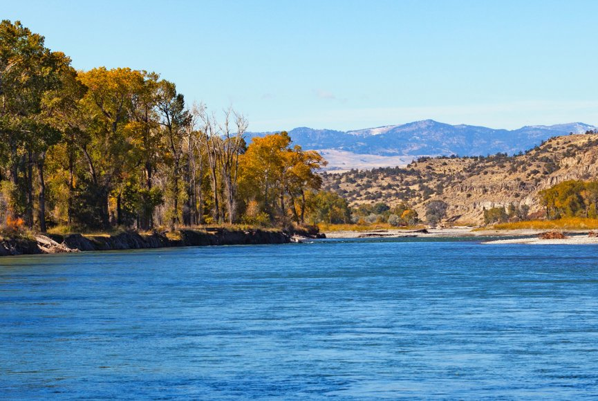 Yellowstone River Property For Sale