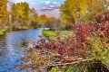Ranch near Bozeman for sale with river frontage